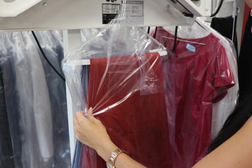 Hose reinigen Wäsche waschen günstig